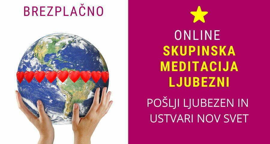 Skupinska Meditacija Ljubezni_ pošlji ljubezen in ustvari nov svet - Nejc Volarič