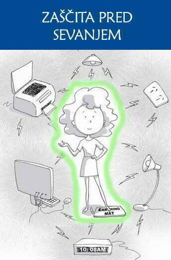 Zaščita-pred-sevanjem - Ozemljevalna rjuha EarthFlow