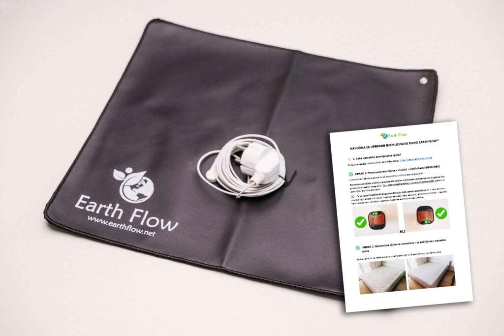 Ozemljitvena podloga za stol Earthflow