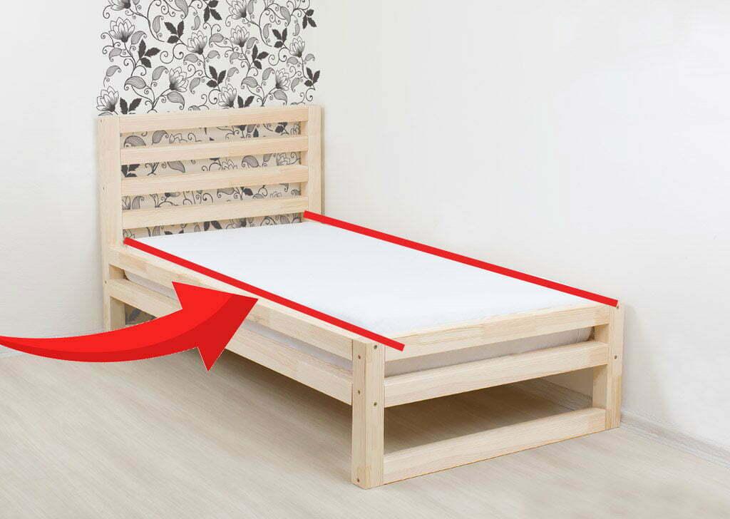 Ozemljitvena rjuha EarthFlow™ - enojna postelja