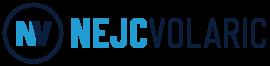Nejc Volarič Logo